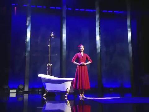舞者:孙晗硕的现代舞《水形物语》,高难度的舞蹈,看的太过瘾