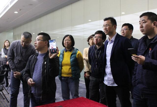 上海三大运营商携手华为率先完成IMS网间互联互通首呼
