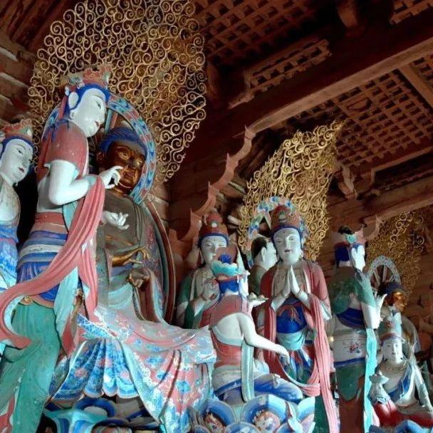 山河天地间(七)| 和蒙曼一起探寻古代建筑艺术的魅力,揭开千年古刹的神奇面纱!