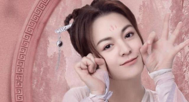 """张榕容是""""凤九""""的最佳人选?当试妆照曝光之后,比热巴更加可爱"""