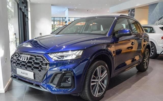 新款奥迪Q5海外实拍 国产车型将于明年开售