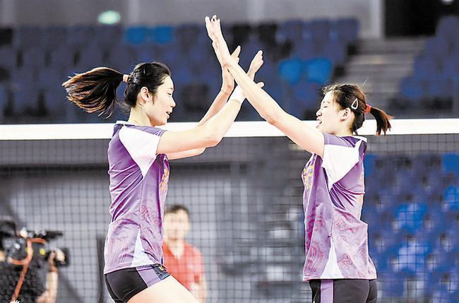 朱婷以河南队身份入选 天津三将入围中国女排集训名单