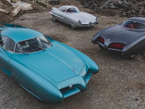 2020极具收藏价值的十款车盘点 苏富比拍卖行告诉你