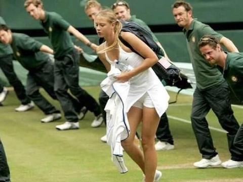 如何看待网球女神莎拉波娃退役?