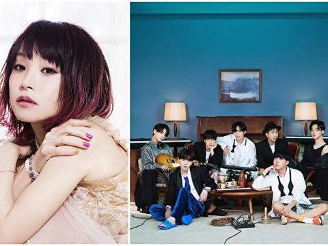 LiSA摘62届日本唱片大奖感慨落泪 BTS获特别国际音乐奖