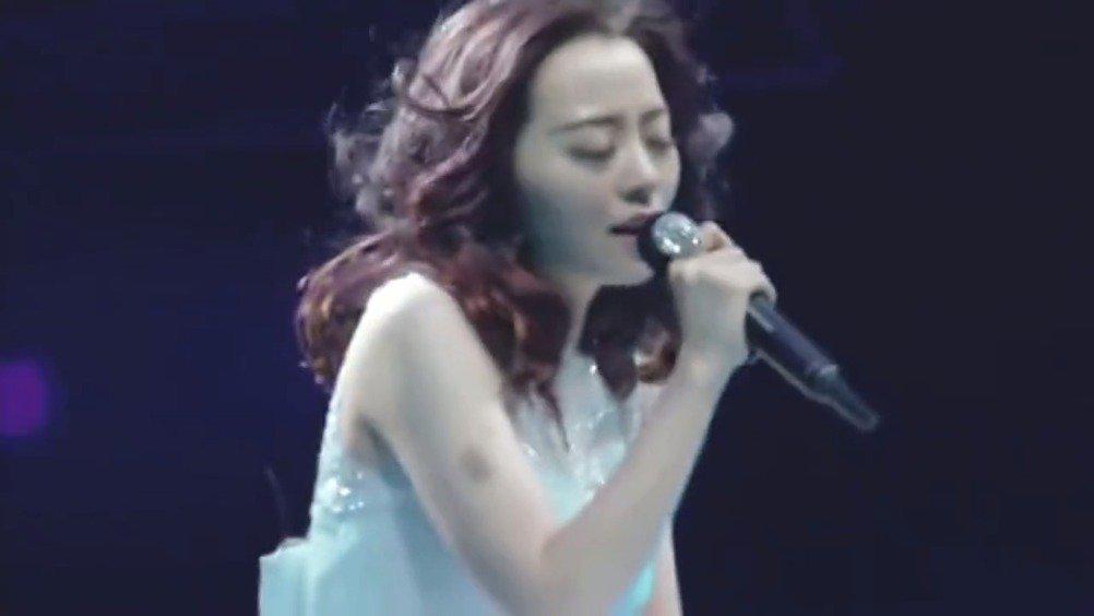 张靓颖当年顶替陈楚生唱了这首歌……
