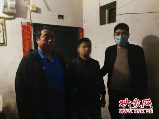 宜阳县公安局辅警魏龙国:严律于己 无私奉献
