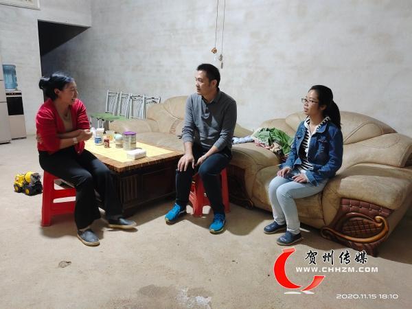 黄洞瑶族乡人大代表助力提升群众满意度