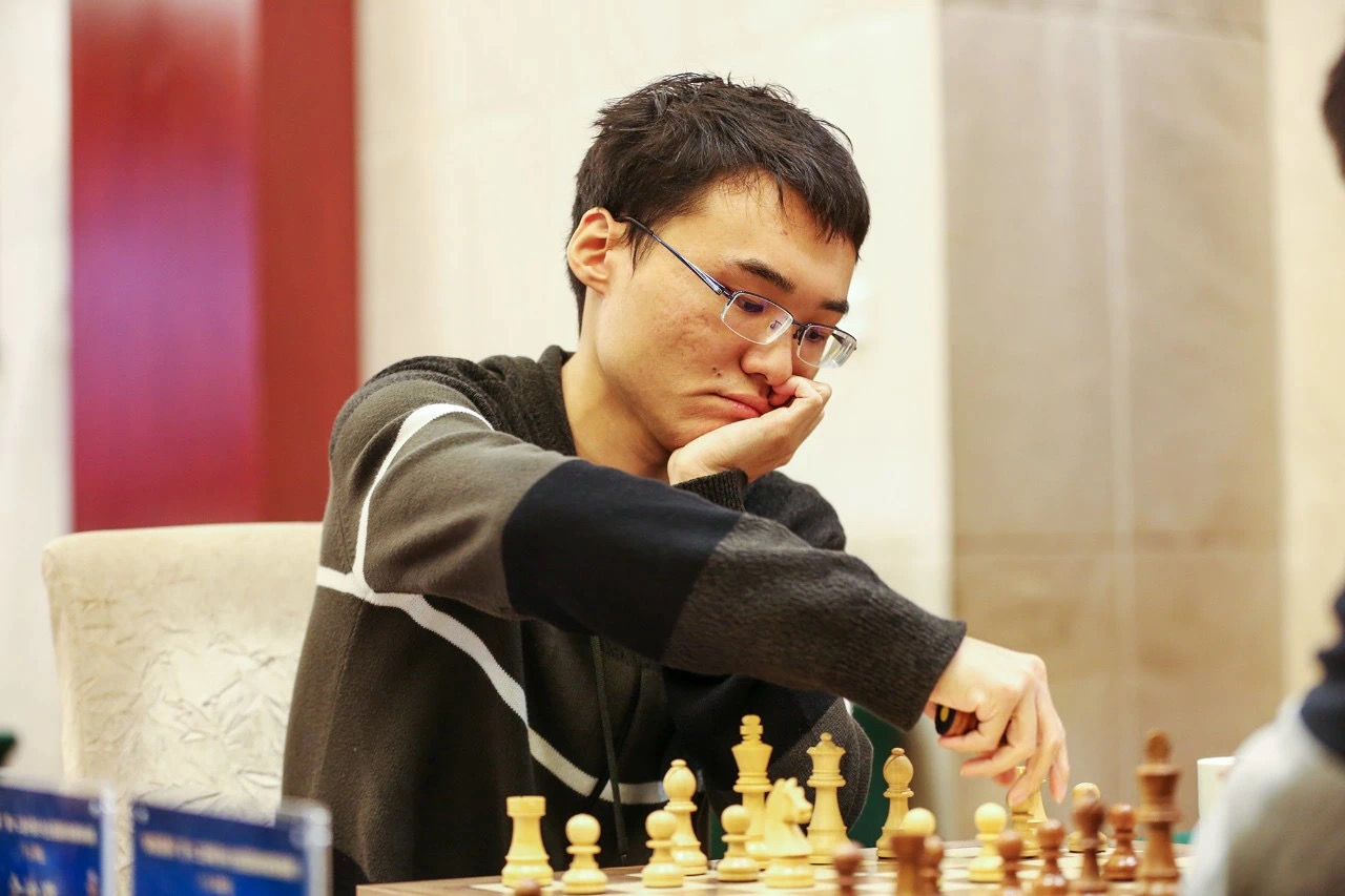 2020全国国际象棋锦标赛:余泱漪、谭中怡分获男女冠军