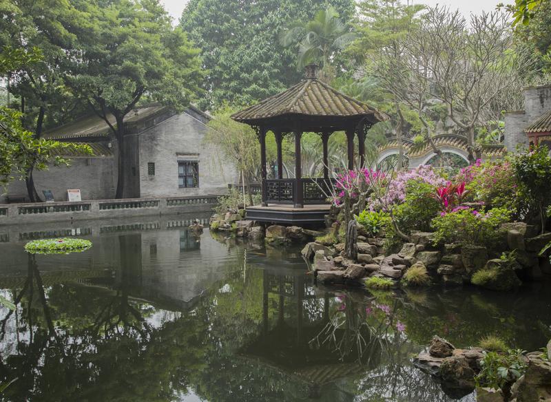 佛山顺德:清晖园片区改造规划首度揭开面纱