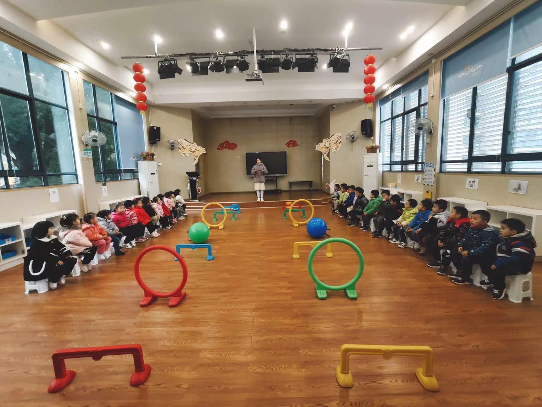 """用爱点亮世界,书院幼儿园开展""""国际残疾人日""""主题活动"""