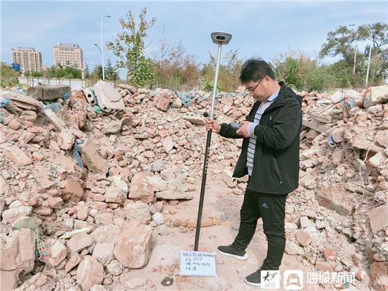 鲁南院承担一土壤污染状况调查项目