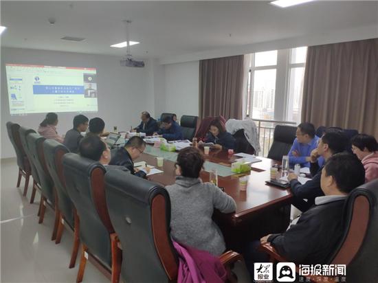鲁南院承担的土壤污染状况调查项目顺利通过专家评审