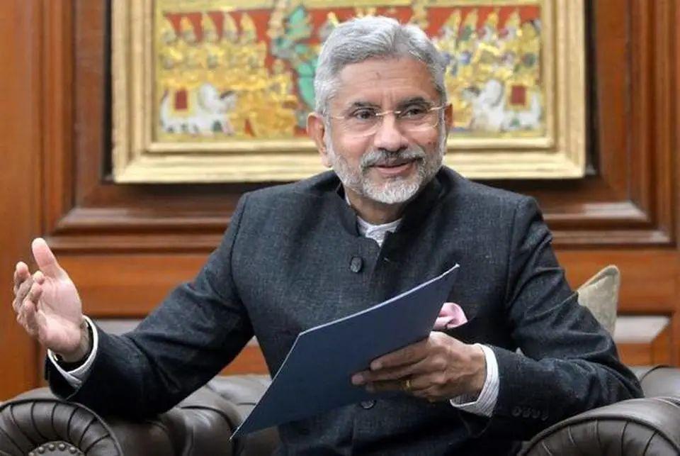 关于中印谈判,印度外长有个暗示图片