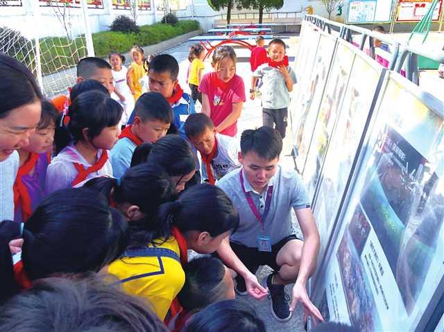 """三峡博物馆""""重博扶贫印记""""活动增强脱贫内生动力"""