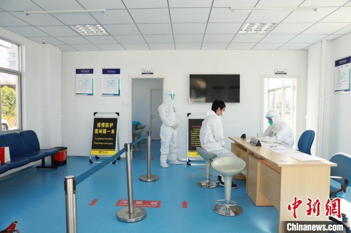福建省首个水路口岸检疫工作室投入使用