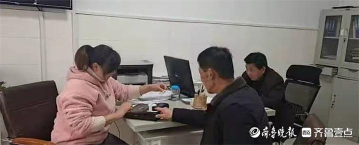 惠民县人社局:人社服务进村居,为民服务零距离