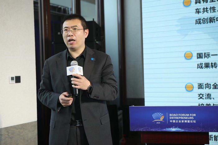 国创中心副总经理邹广才:打造世界新能源汽车技术创新策源地