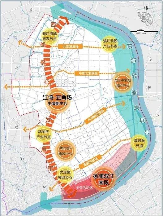 上海杨浦区单元规划草案公示发布