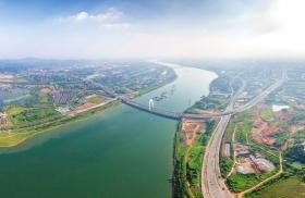 长沙南百万方全能型教育大城雏形已现