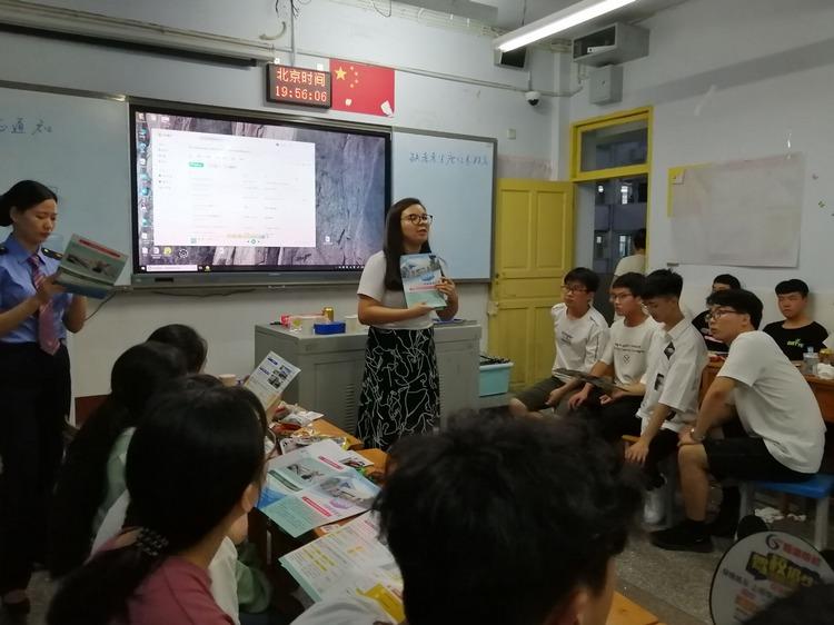 教育扶贫,让这所学校1200余名贫困生走进国企就业