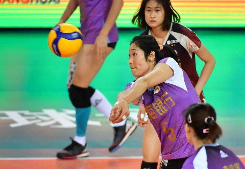 同样遭遇第三局之困,天津女排比上海女排强在哪里?
