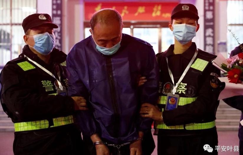 河南叶县破获13年前命案,犯罪嫌疑人:逃亡时看到警车就一哆嗦