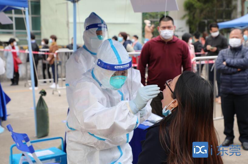 东城开展新冠病毒核酸检测全覆盖应急演练