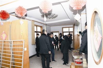 靖江法院开展集中执行行动
