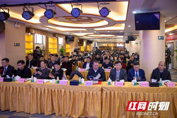 湖南省第七届医疗器械院企对接会在海凭麓谷医械园举行