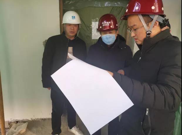 促生产,保安全!海淀区住建委组织开展12月份安全生产整顿行动!