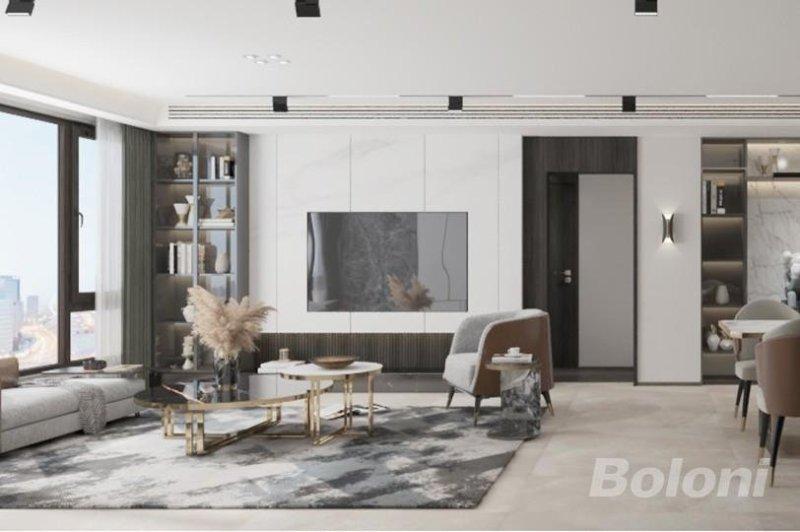 区区38万元,就把126平米的三居室装修拿下了,真是出乎意料!