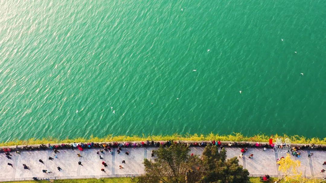 """【看区县】初冬时节,一起看""""高峡平湖""""之美图片"""