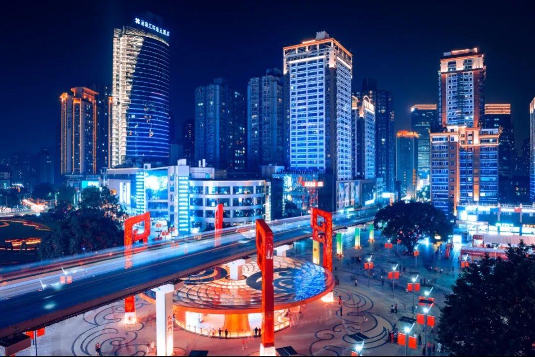 山与城丨杨家坪、谢家湾、袁家岗......重庆有姓氏的地名,你知道来历吗?图片