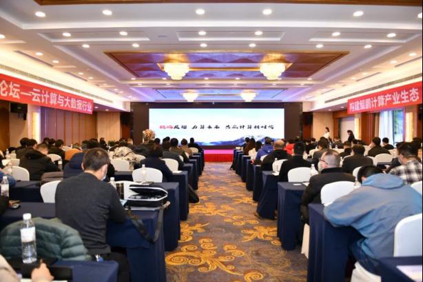重庆将打造具有国际影响力的鲲鹏产业生态先行区图片