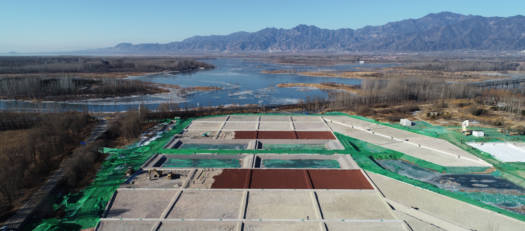 妫水河畔12公顷人工湿地明年投用