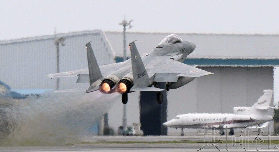"""日本要给F-15J战机加装射程900公里导弹想""""砍价""""却遭美国拒绝"""