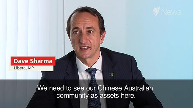 澳政客又开脑洞:要利用澳大利亚华裔对付中国
