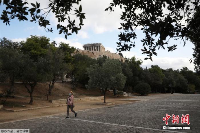 希腊累计确诊逾11.6万例 政府延长封锁至2021年1月