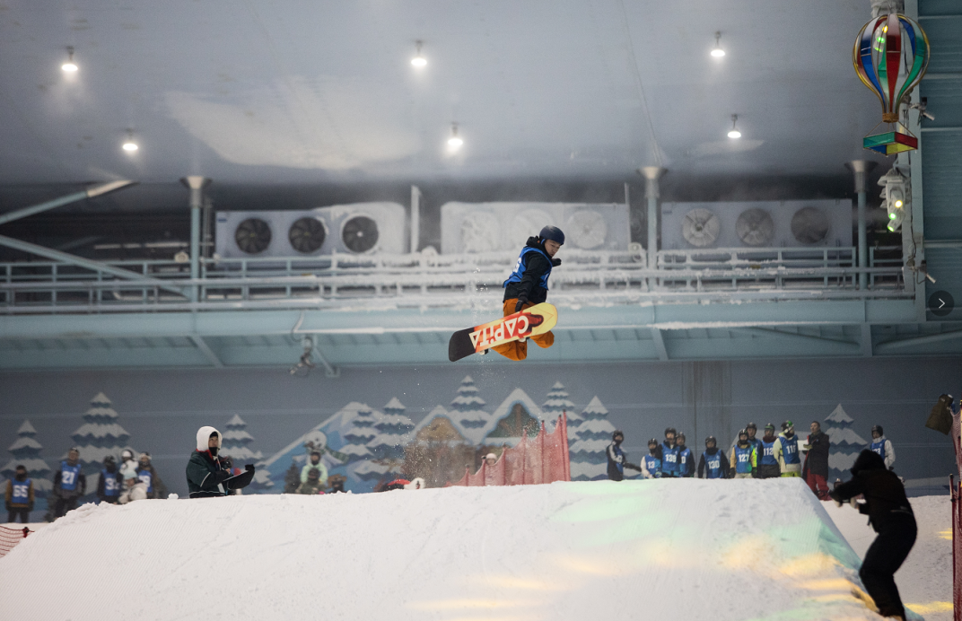 重庆市第三届冰雪运动季即将开启!图片