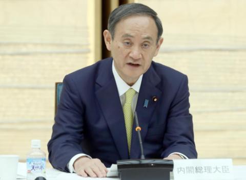 菅义伟在国际会议发声:希望同中国等近邻构筑稳定关系图片