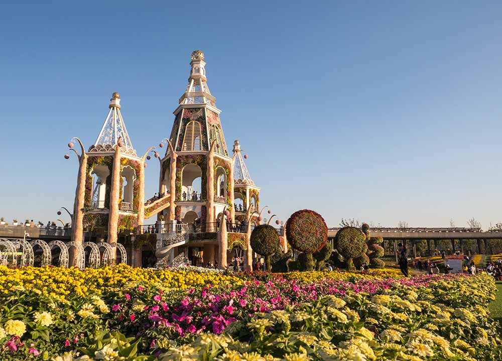 春暖花开!上海部分区属公园向市民开放,严格落实防疫措施图片