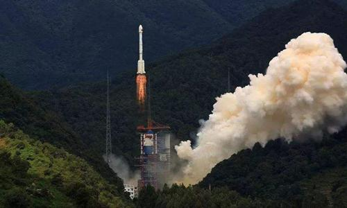 中国第54颗北斗卫星升空,精确度远超GPS,被美军纳入备用系统