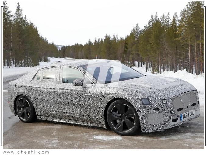 捷豹一代经典XJ车型停产,变身纯电动车,谁还买特斯拉?