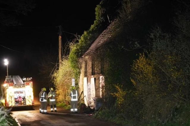 纵火犯盯上英国前首相卡梅伦家 结果烧错了房子