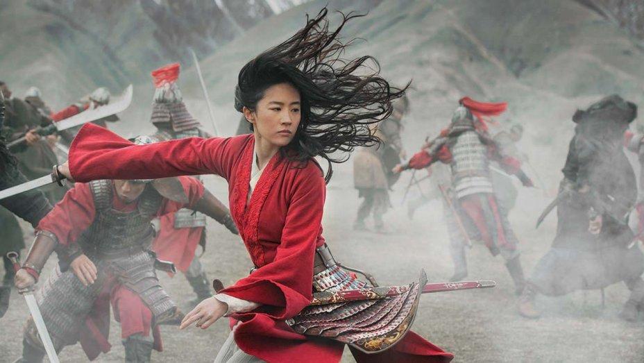 《花木兰》取消伦敦首映礼红毯,放映活动仍继续举行图片