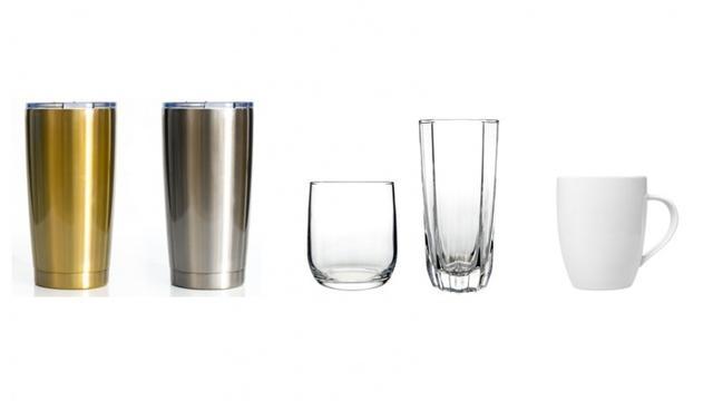 玻璃杯、不锈钢杯、陶瓷马克杯 哪种是最健康的环保杯选择?