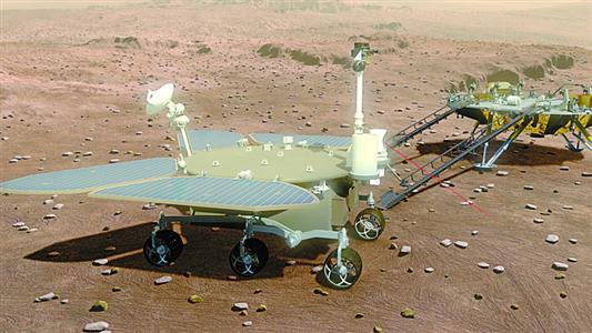 欧洲首个火星车推迟2年发射:部分因新冠疫情