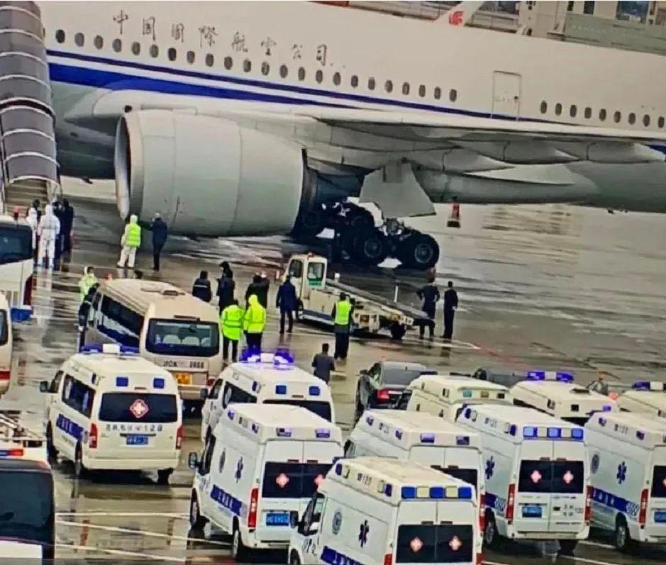 上海浦东机场的这张照片,刷屏了!图片