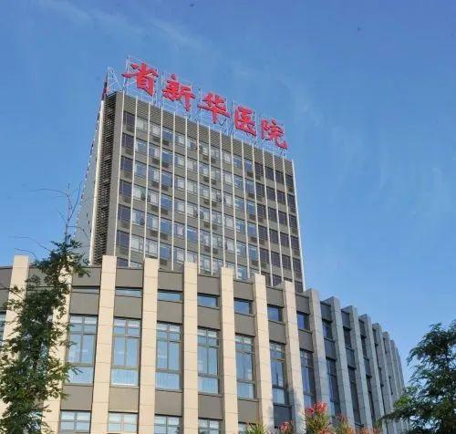 湖北省中西医连系医院(也称湖北省新华医院)。图片来自医院官网